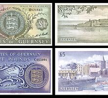 Old Guernsey Banknotes by Robert Abraham