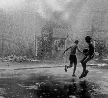 Harlem Summer 、NY by yoshiaki nagashima