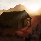 Old barn by who-is-dystopia