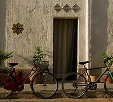 side streets of san vito lo capo by Matt Bishop