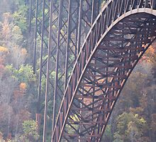 New River Gorge Bridge by Dawn Crouse