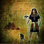 Tutankhamun by Gal Lo Leggio