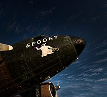 Scooby Doo Ghost Plane by Bohicat