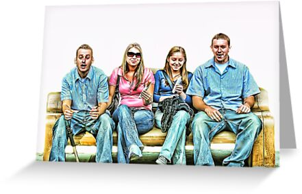 Brady Bunch by zzsuzsa