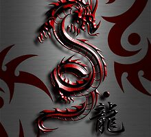 Spirit of The Red Dragon by creativenergy