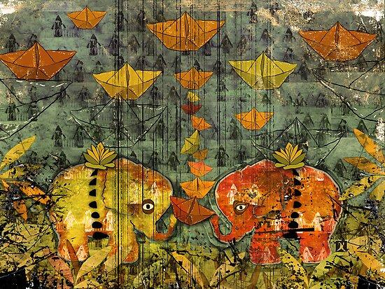 Elephant Dreams by © Karin  Taylor