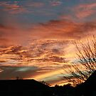 New Mexico Sunset by jujubean