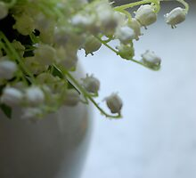 Lilly of the Valley by Elena Pezzini