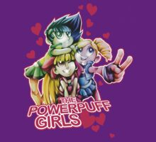 PowerPuff Pride by Penelope Barbalios