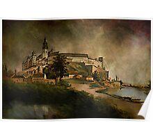Wawel Castle, 1845 y Poster