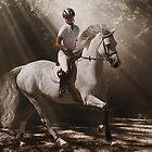Dorset White Horse by isabelleann