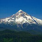 Mount Hood by Richard Ferguson