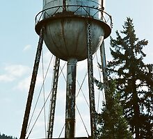The Water Tower by Amber Finan