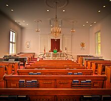 Jonesborough Presbyterian Church by C David Cook