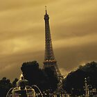 October in Paris by scottsphotos