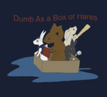 Dumb As A Box of Hares by J. L. Gould
