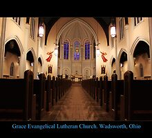 Grace Evangelical Lutheran Church by Theodore Kemp