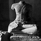 Angkor Ruins by Joanne Piechota