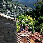 Old Spanish Village by Sergey Kahn