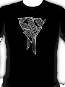 Organic Geometry (White Ink) T-Shirt