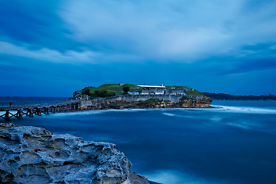 Bare Island - La Perouse by Mark  Lucey