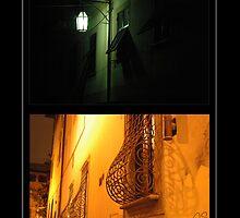 Le Finestre di Notte, Italia by Jessica  Schoepen
