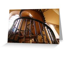 Miraculous Staircase Greeting Card
