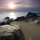 New Day Cape Cod, Eastham Ocean Side Sunrise by capecodart