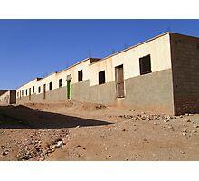 Beautiful Algeria - The Green Door Photographic Print