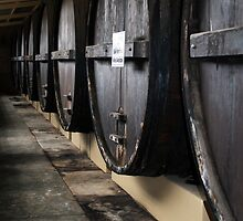 Barrels by Joanne Emery