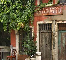 Tintoretto - Cafe - Venice by LooseImages