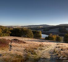 Morning Over Errwood by Martin Finlayson