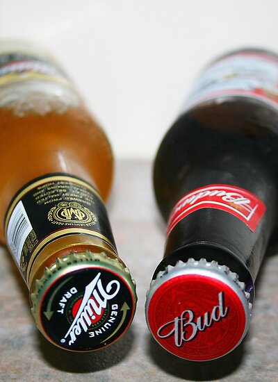 Millers and Bud! by Joanne Emery