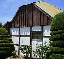 Traditional German Settler's House by Joanne Emery