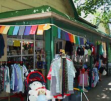 Op shop at Hahndorf by Joanne Emery