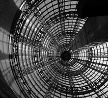 light. shot tower, melbourne by tim buckley | bodhiimages
