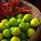 Lime and Chilli by Anthony and Kelly Rae