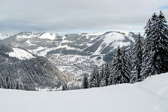 Alps 3 by Jeanne Horak-Druiff