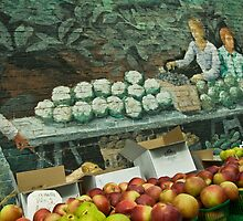 The Fruit Stand by Al Duke