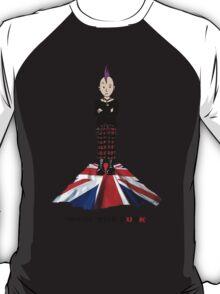 MIND THE PUNK (London Calling) T-Shirt