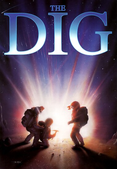 The Dig Poster by monty222