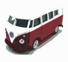 VW Bus  by dawnandchris