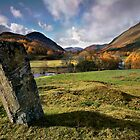 Lyon&#x27;s Roar  - Glen Lyon. Highlands by outwest photography.co.uk