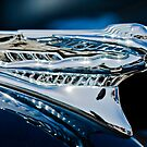 1948 DeSoto Hood Ornament 1 by Jill Reger