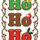 Ho Ho Ho! by YellowGecko