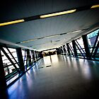Abstract Walkway by designandframe