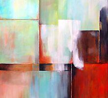 Glass Houses III by Josie Duff