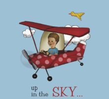Up in the Sky by Kristy Spring-Brown