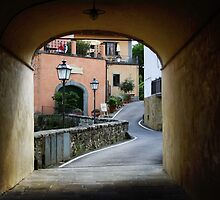 TANTALIZING TUSCANY by annie curry