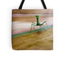 OK I'm not the famous gecko but I'm just as cute... Tote Bag